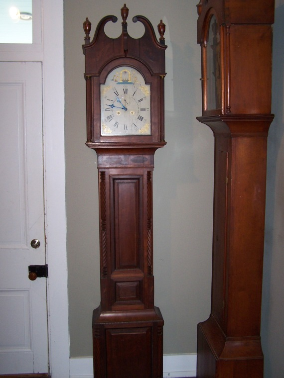 Read & Watson 1815 Tall Case Clock